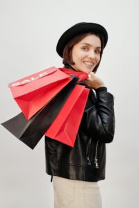 Lo Shopping compulsivo...